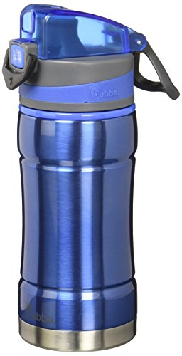 Bubba 12 OZ Stainless Steel Bottle [ Colors May Vary ] (Bubba Water Bottle 12 Oz)