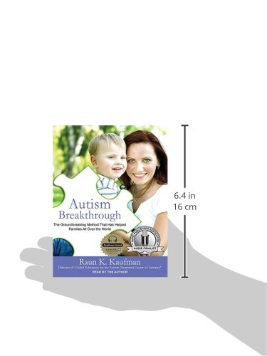 Autism Breakthrough: The Groundbreaking Method That Has Helped Families All over the World by Tantor Audio (Image #1)