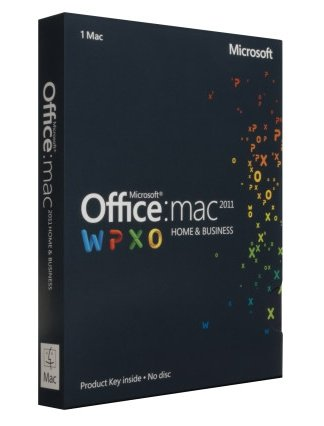 Microsoft Microsoft Office for Mac Home and Business 2011 (Microsoft Office Business 2011)