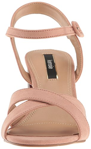 b01edf50e40 Kensie Women s Exalia Heeled Sandal