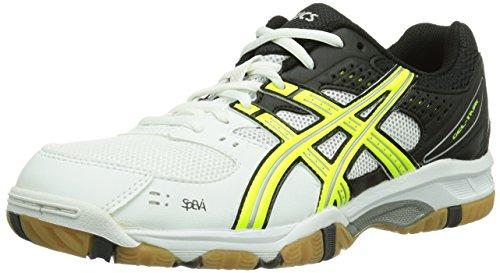 B304N Adulto Yellow Nero Flash Bianco sportive scarpe Unisex Giallo 0104 Asics 1qUxwf6B5