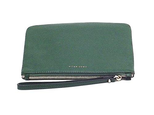 Coccinelle borsa donna, Minibag AV1 191301, borsa a mano pelle,verde A7102