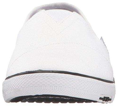 Skechers Bobs Womens Lotopia Pleasantville Flat White