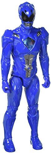 Sabans Power Rangers Movie Blue Ranger Action Figure 12 Inches