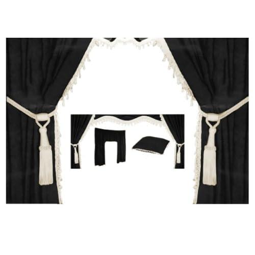 durable service All Ride 871125236132 Kit complet de rideaux ...