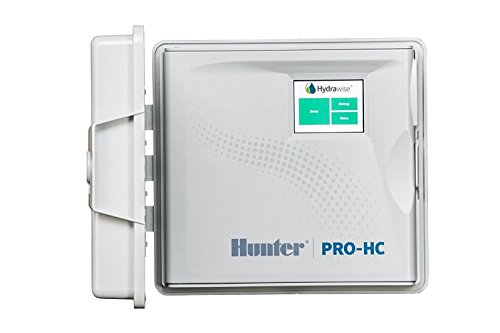 SPW Hunter PRO-HC PHC-2400i 24 Zone Indoor Residential/Professional Grade Wi-Fi Controller With Hydrawise Web-based Software - 24 Station - Internet Android iPhone App