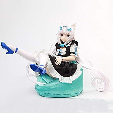 Anime Native Nekopara Vanilla Scale Complete PVC Figure New toy No Box 23cm