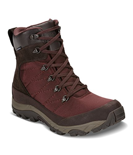 The North Face Mens Chilkat Nylon - Bitter Chocolate Brown & Brunette Brown - 10
