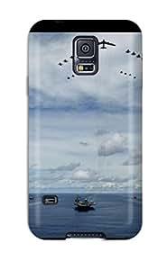 David Dietrich Jordan's Shop New Aircraft Carrier Tpu Case Cover, Anti-scratch Phone Case For Galaxy S5 5794648K12320909