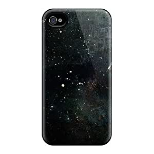 New Premium Flip Cases Covers Abstract Space 2 Skin Cases Iphone 5/5S