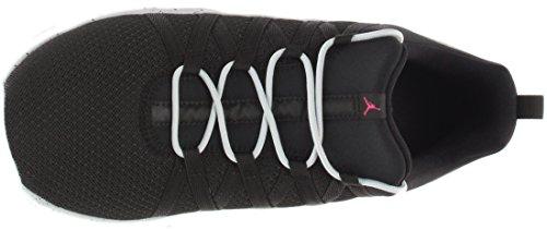 Nike Mädchen 844371-001 Turnschuhe Schwarz