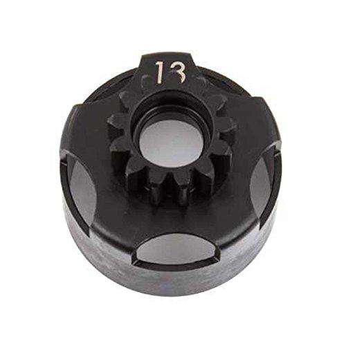 - Team Associated Clutch Bell, 13T, Vented, 4-Shoe, ASC81374