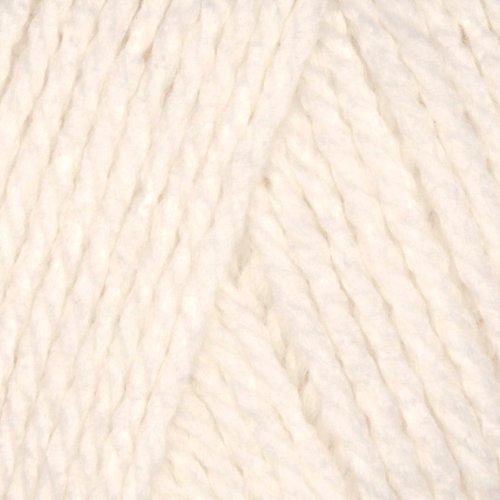 Bernat Softee Baby Yarn (02000) White