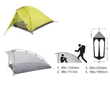 Easton (?????) Kilo 2P Tent (?? 2P ???) ????????? ?  sc 1 st  ???? & Amazon | Easton (?????) Kilo 2P Tent (?? 2P ???) ??? ...