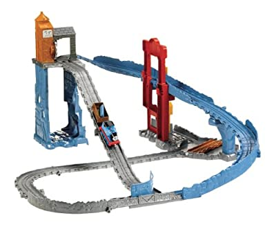Thomas Friends Take-n-play The Great Quarry Climb by Fisher-Price
