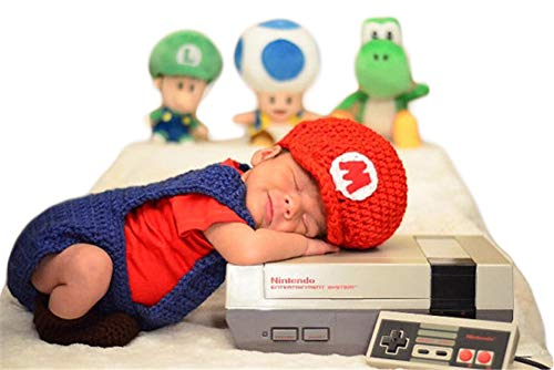 super mario baby clothes - 7
