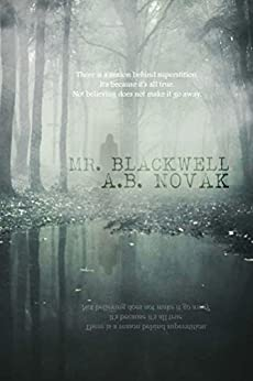 Mr. Blackwell by [Novak, A.B.]
