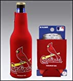 Cheap SET OF 2 ST LOUIS CARDINALS CAN & BOTTLE KOOZIE COOLER