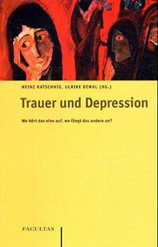 Trauer und Depression: Wo hört das eine auf, wo fängt das andere an?