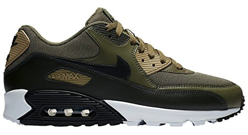 da Scarpe Multicolore 90 Max Medium Air Olive Nike Ginnastica neutral Uomo 201 Olive Black Essential sequoia xnIXqnWA