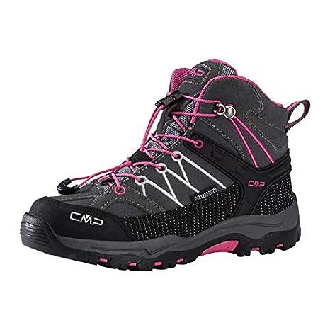 CMP Kids Rigel Mid Trekking WP ID  Amazon.it  Sport e tempo libero d62843ee5dc