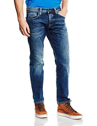 Uomo denim Blu Pepe Z230 Jeans Cane qTw8HZE1