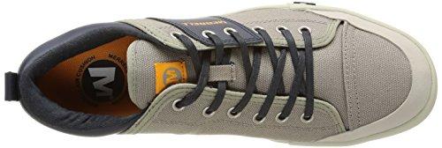 Merrell Rant J38905 - Zapatillas de lona para hombre Aluminum/Navy