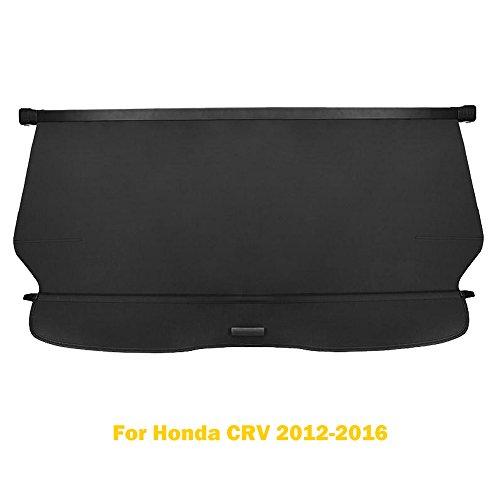 Honda Trunk (AUXMART Cargo Cover for Honda CRV 2012-2016 Tonneau Cargo Rear Trunk Retractable Shielding Shade)