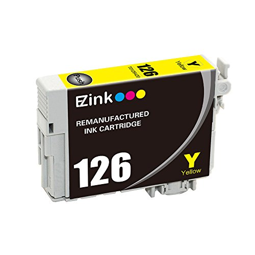 E-Z Ink (TM) Remanufactured Ink Cartridge Replacement For Epson 126 (3 Black, 1 Cyan, 1 Magenta, 1 Yellow) 6 Pack Photo #5