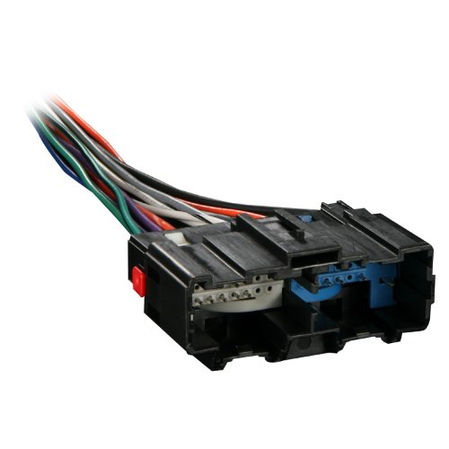 Gm Radio Wiring Harness (Metra 70-2104 Radio Wiring Harness for 06-Up GM)
