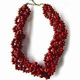 Pau Brazil Infinity Necklace - Eco Friendly Beauty