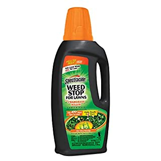 Spectracide Weed Stop for Lawns Plus Crabgrass Killer, Ready-to-Use