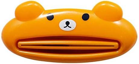 Cute Animal multifunctionele tandpasta Squeezer Thuis Badkamer Facial ser Dispenser kleur willekeurige