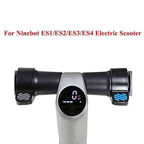 REFURBISHHOUSE Manillar Freno Dedo Acelerador Juego de Frenos de Repuesto Plegable Acelerador de Bot/óN de Dedo para Ninebot ES1//ES2//ES3//ES4 Accesorios de Reemplazo de Scooter El/éCtrico Pr/áCtico