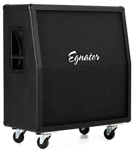 4x12 Speaker Cabinet Guitar (Egnater VN-412A 4 x 12-Inch Slant Cabinet, Celestion Seventy/80 Loaded)