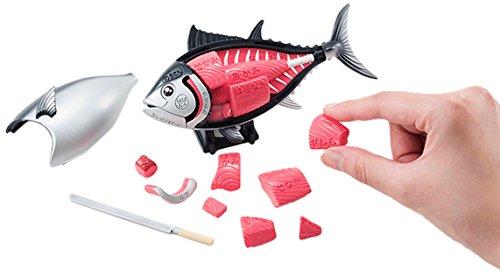 [해외]일본 메가하우스 참치 철거 퍼즐 / Megahouse Tuna demolition puzzle From Japan