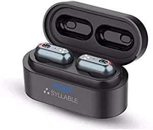 SYLLaBLE S101 TWS 4 Speakers Sound Bluetooth Earphones of QCC3020 chip Earbuds Strong bass sport Headset S101 Noise Cancelling Deep bass
