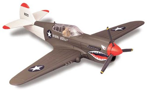 40 Model (P-40 Warhawk Model Kit - Easy Build)