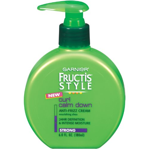 Garnier Fructis Style Anti Frizz Strong