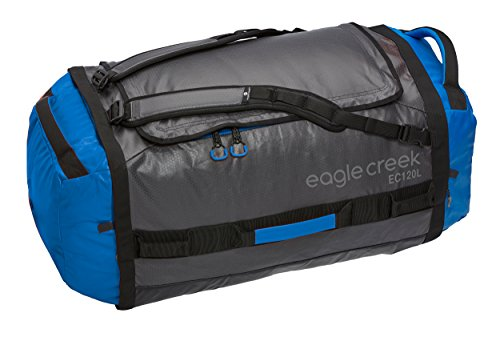 Eagle Creek Cargo Hauler Duffel 120l-Extra Large, Blue/Asphalt by Eagle Creek