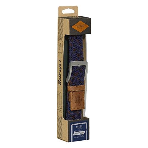 Gentlemen's Hardware Men's Belt, Blue