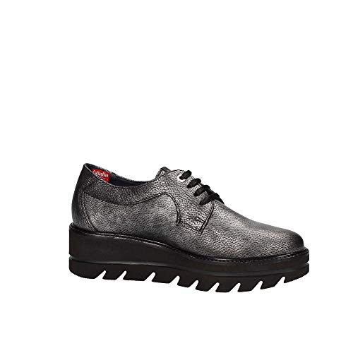 Chaussures Callaghan Plomo 14805 Cale Plomb Femme 866P4