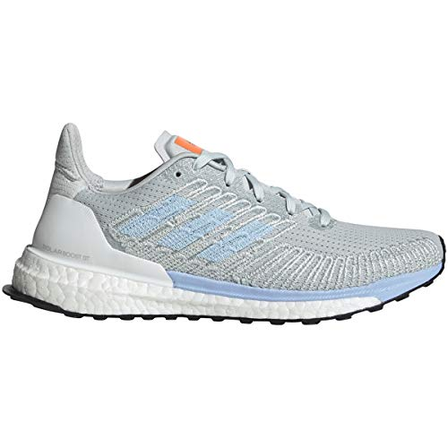 adidas Women's Solar Boost ST 19, Light Blue, 9 B