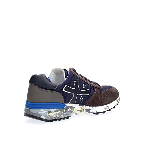 44 2341 Uomo Mick Blu Premiata Sneakers Cpq8Xzw