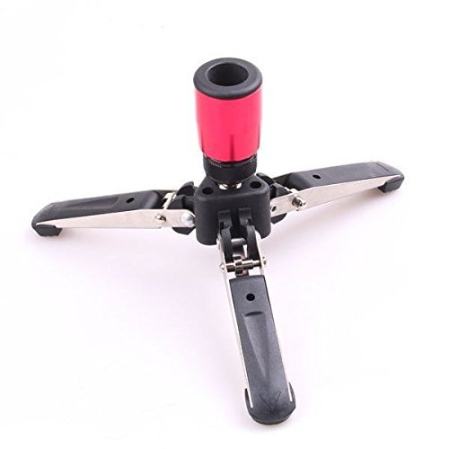SUPON 3 Legs Monopod Base Stand Unipod Tripod Holder Support For DSLR Camera