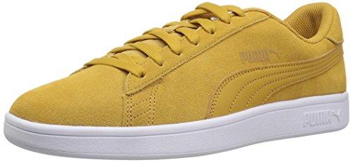 PUMA Men's Smash v2 Sneaker, Honey Mustard-Honey Mustard, 10.5 M US