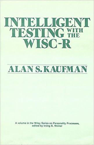 test wisc r  software