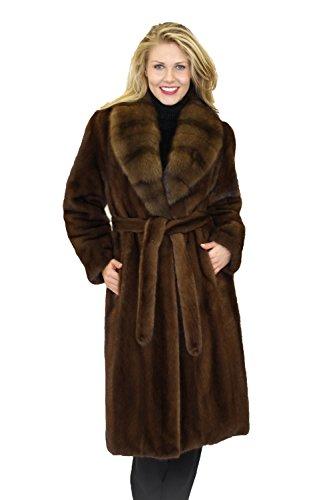Russian Sable Fur Coat - 8
