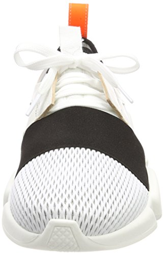 cheap sale perfect Stokton Women's Sneaker Trainers Multicolour (White/Black White/Black) sale from china EXbiKkyABG