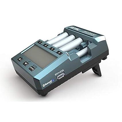Amazon.com: SKYRC SK-100113 - Cargador y analizador ...